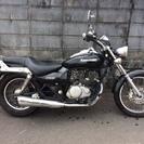 カワサキ エリミネーター125 ブラック