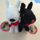 新品タグ付き♡ガスパール&リサ