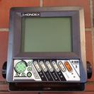 ホンデックス HE-5630 魚群探知機