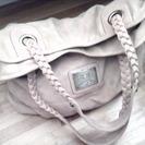 新品!ベビーピンク色のバッグ♪