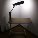 介護 ベッド サイドテーブル フランスベッド製 National製...