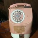 懐かしの電話器