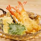 天ぷら食べ放題!