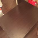 世田谷区祖師谷 ニトリのこたつテーブル フラットヒーター