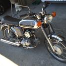 原付バイク YB-1Four(UA05J)