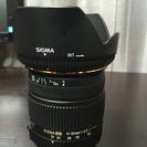 Sigma 17-50mm f2.8, ソニーα用レンズ
