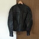 バイク用 イタリア製 革ジャケット