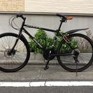 ドッペルギャンガー812 折りたたみクロスバイク