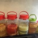 酵素ジュース作り & 酵素ティータイム♡