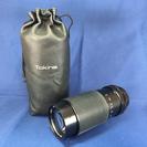 ★Tokina 80-200mm f4.5 φ55です。