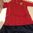 スペイン代表サッカーユニフォームセット