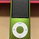 iPod nano 第4世代 8GB グリーン
