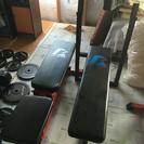 筋トレ トレーニング器具 セット 中古