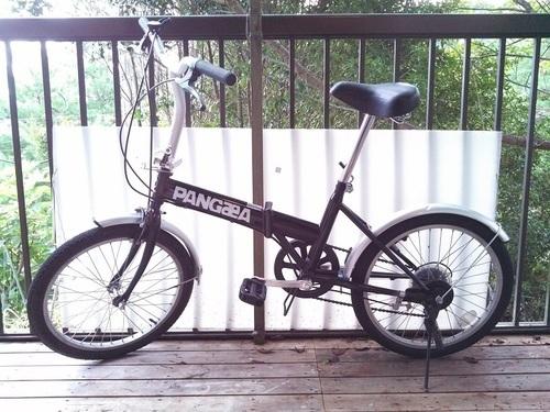 pangaea 自転車