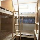 限定残りわずか!十条駅徒歩1分!家賃3万円二段ベッドの上段のディス...