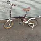 リアサス 変速機つき自転車