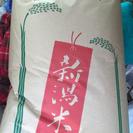 我が家の田んぼで取れた去年のコシヒカリです。玄米です