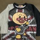 アンパンマン 長袖Tシャツ90