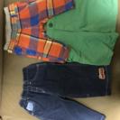 【交渉中】男児用ズボン 80〜90