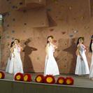 加茂文化センターにフラダンス教室始まりました