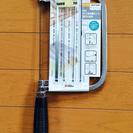 【新品未使用】糸鋸(替刃セット付)