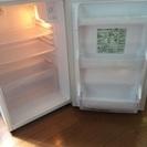【2015年製】無印良品の家電セット冷蔵庫&洗濯機(引き取りのみ) - 目黒区
