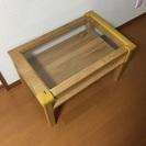 【取引中】リビングテーブル MOMO natural