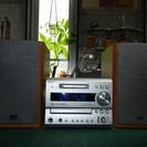 ONKYO CD/MDチューナーアンプシステムFR-SX7A