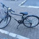 26インチ 自転車 購入半年以内-終了しました-