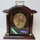 漆 芸時計 ロマンキー BOX 置時計 美品 1541