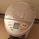【送料込】Panasonic湯沸しポット2、2L