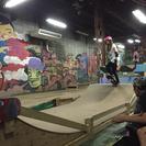 スケートボード初心者スクール
