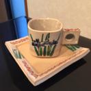 和風デミタスカップ♡