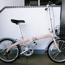 交渉成立:20インチ折り畳み自転車『DAHON/Route』 ダ...