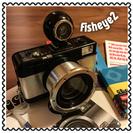 ★未使用!魚眼カメラ◎fisheye2★