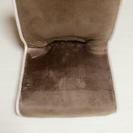 低反発の座椅子