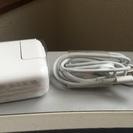 純正iPad充電ケーブル(iPhone利用可)