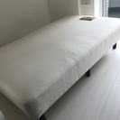 セミダブル 脚付きマットレス ベッド