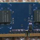 100円 デスクトップ用メモリーカード PC2-5300 512MB