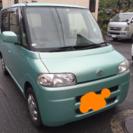 全コミ16万円、 タント、 車検2年付け、下取り可