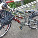 子供用自転車 20インチ まだまだ使えます!