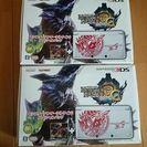 ニンテンドー3DS 本体+ソフト(モンハン3Gスペシャルパック)...