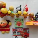 人気 アンパンマン 福袋 プルトーイ ゲーム 本 パペット 美品