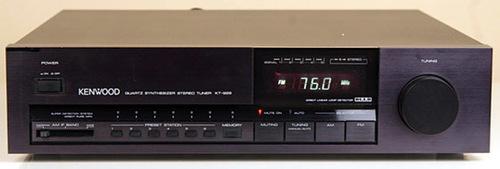 KENWOODKT-929AM/FMチューナー ...
