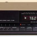 KENWOOD KT-929 AM/FMチューナー
