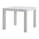 IKEA LACK テーブル(ホワイト)