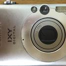 再値下げ デジカメ Canon IXY DIGITAL 50 バ...