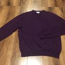 GAP  Vネックセーター  Lサイズ