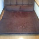 3段式リクライニングソファベッド