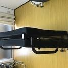 ⭐️超 美品折り畳みベッド、リクライニング角度調節機能つき⭐️⭐️ − 大阪府